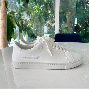 Pangaia White Sneakers